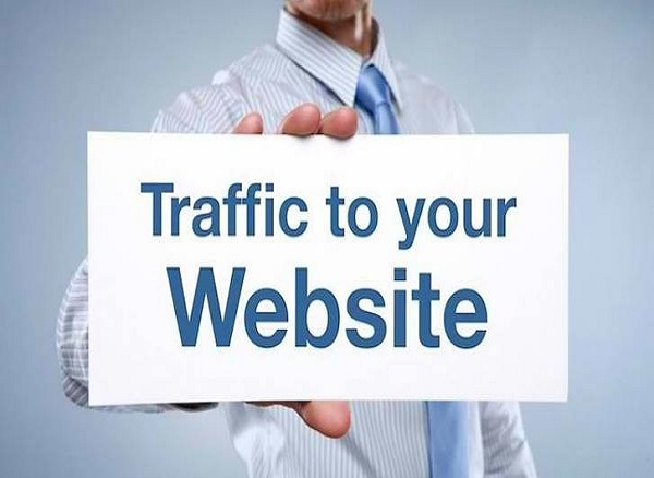 Traffic ke Website